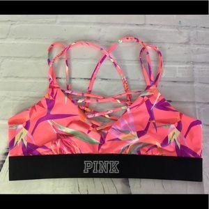 Victoria's Secret PINK Ultimate Unlined Bra Size L